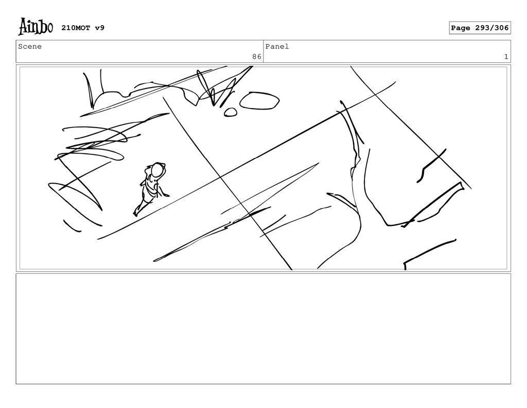 Scene 86 Panel 1 210MOT v9 Page 293/306