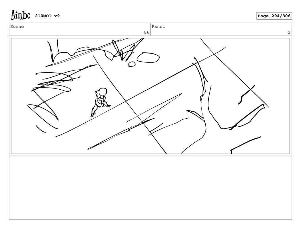 Scene 86 Panel 2 210MOT v9 Page 294/306