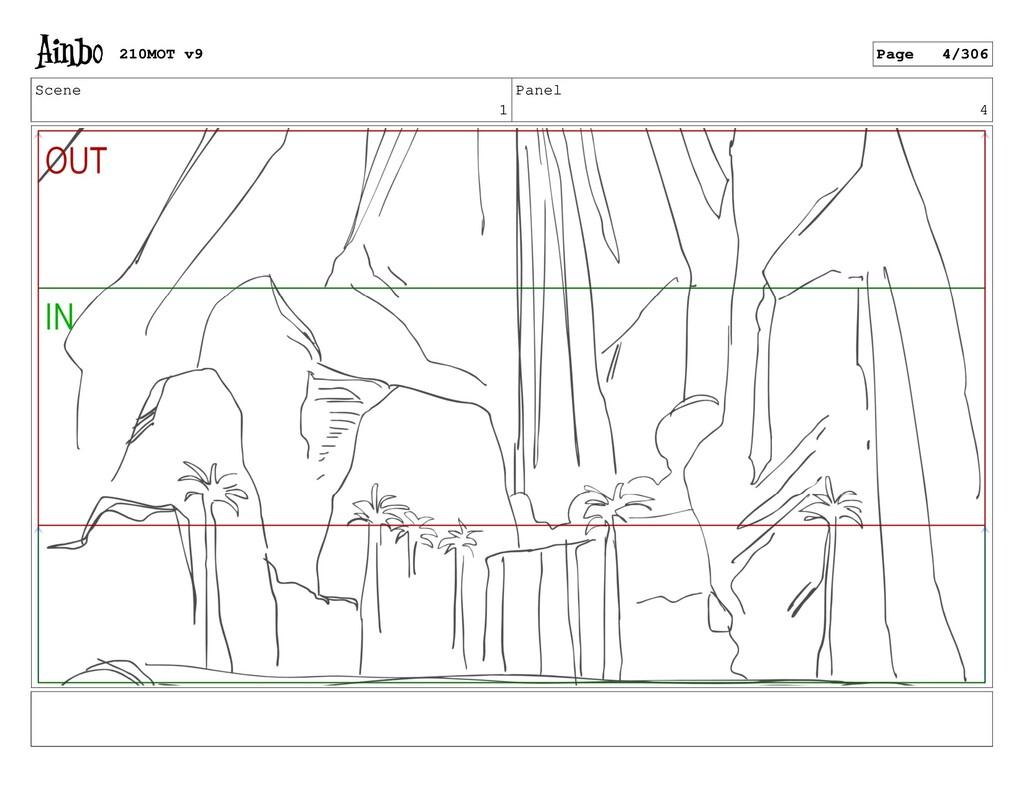 Scene 1 Panel 4 210MOT v9 Page 4/306