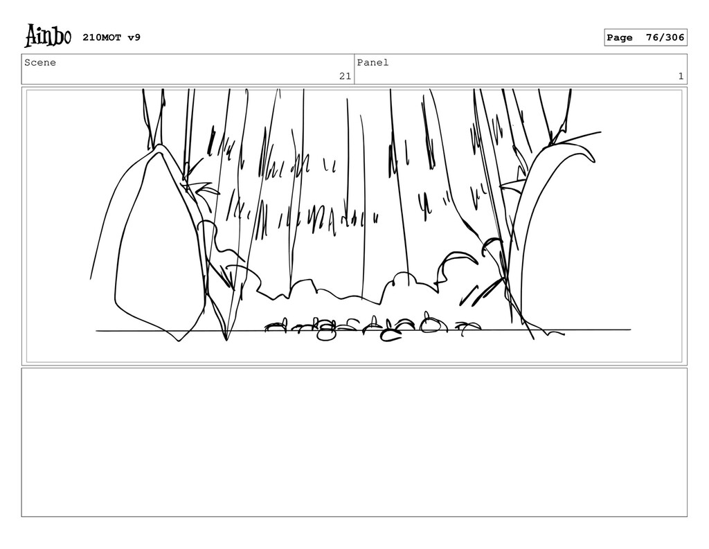 Scene 21 Panel 1 210MOT v9 Page 76/306