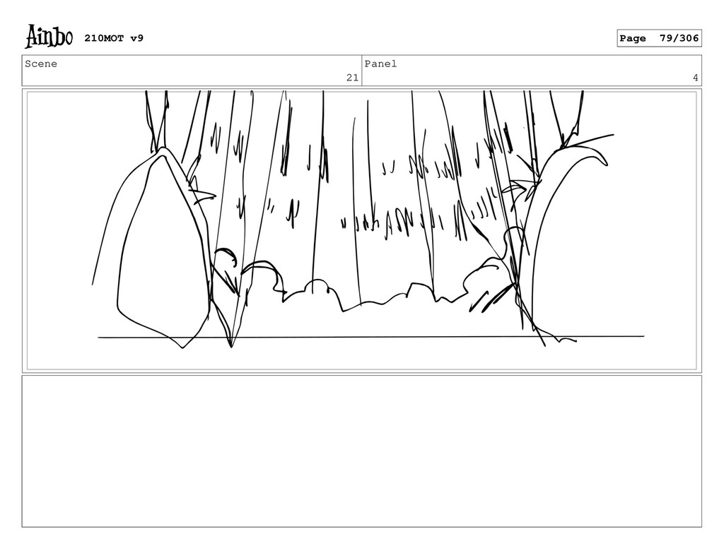 Scene 21 Panel 4 210MOT v9 Page 79/306