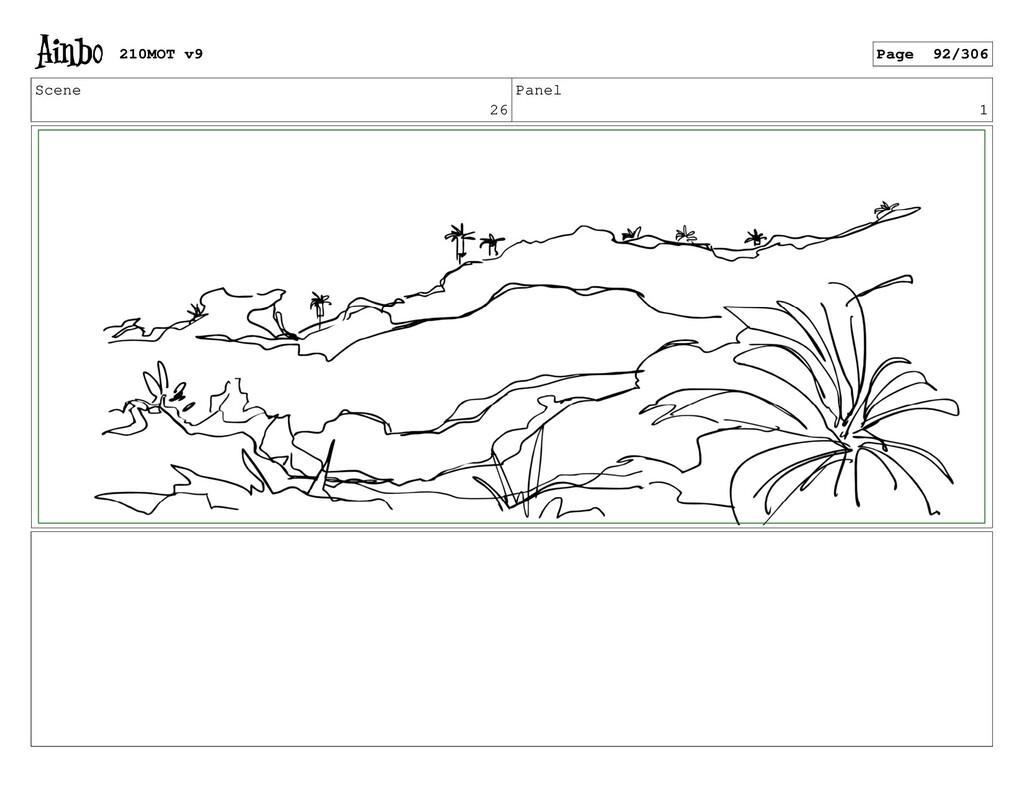 Scene 26 Panel 1 210MOT v9 Page 92/306