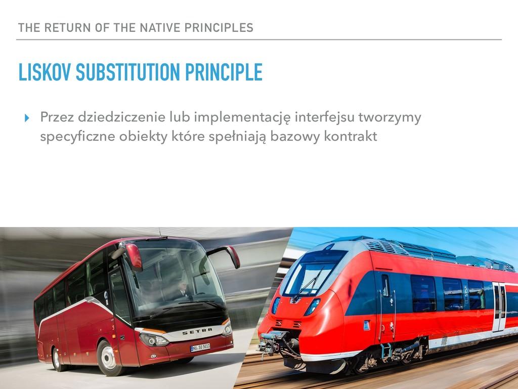 THE RETURN OF THE NATIVE PRINCIPLES LISKOV SUBS...