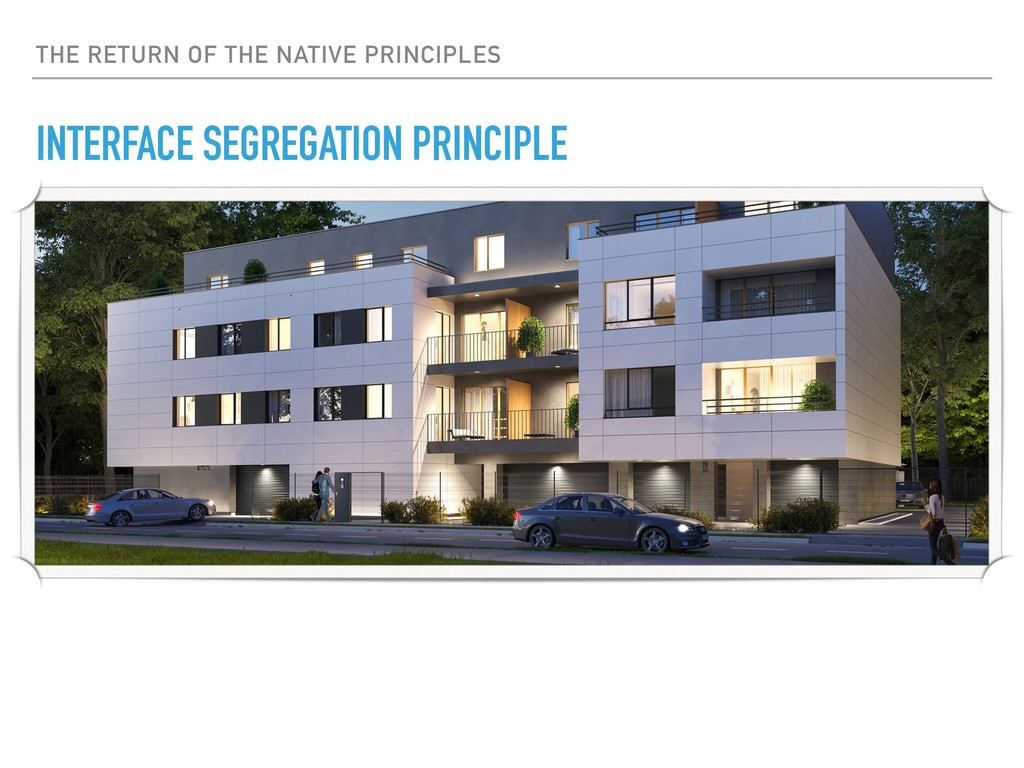THE RETURN OF THE NATIVE PRINCIPLES INTERFACE S...