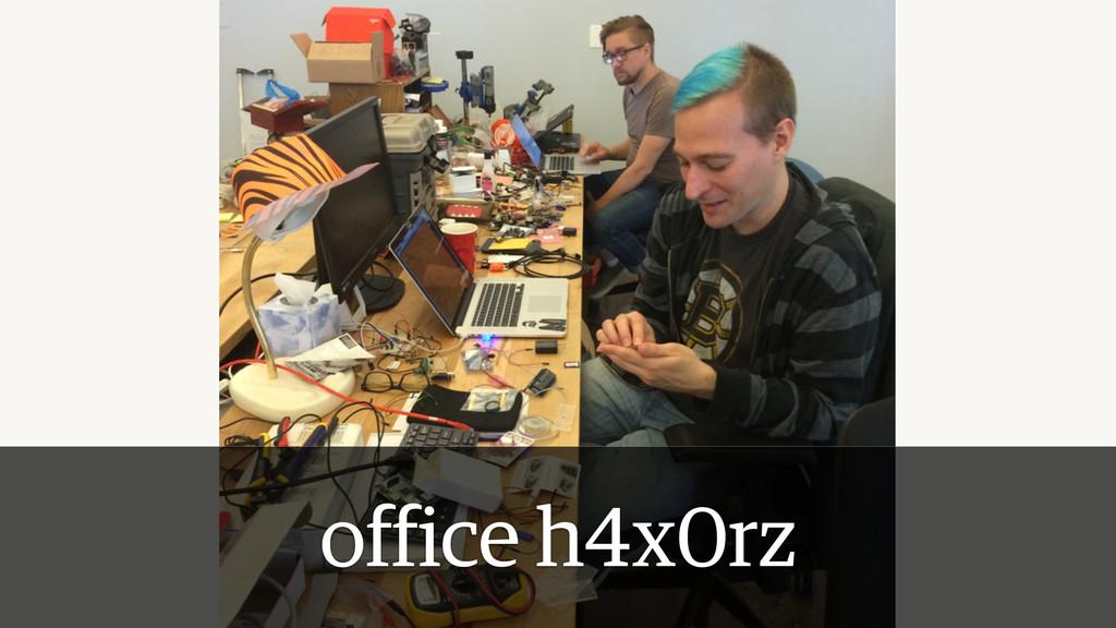 office h4x0rz