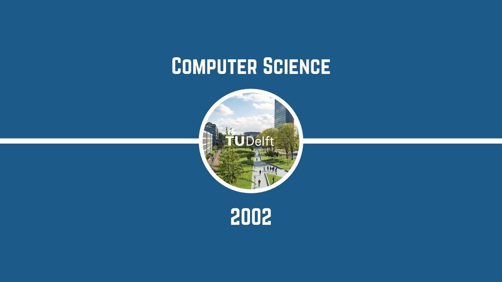 2002 Computer Science