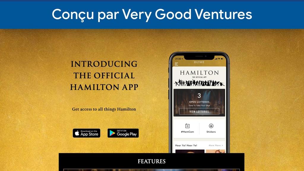Conçu par Very Good Ventures