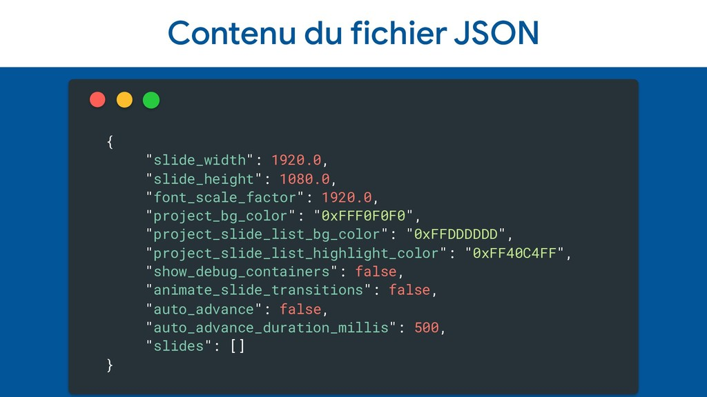 "Contenu du fichier JSON { ""slide_width"": 1920.0..."