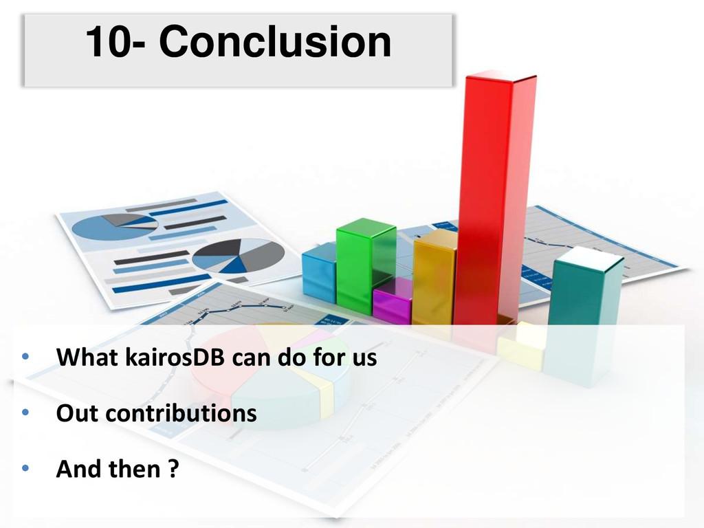 76 www.integ-europe.com | TDS – KairosDB REX | ...