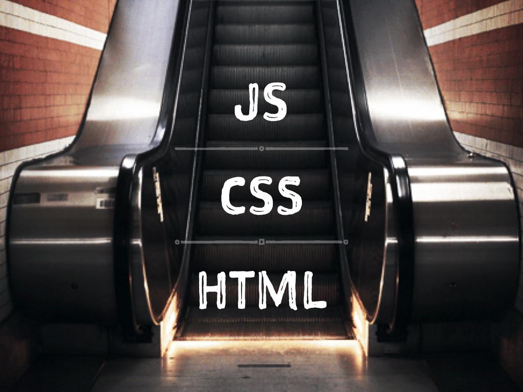 JS CSS HTML