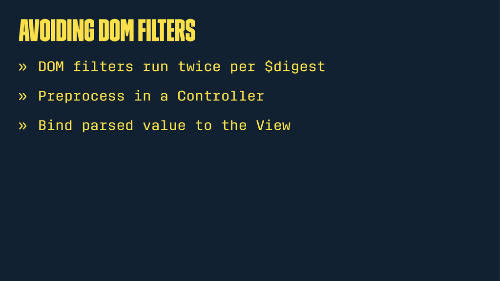 avoiding DOM filters » DOM filters run twice per ...