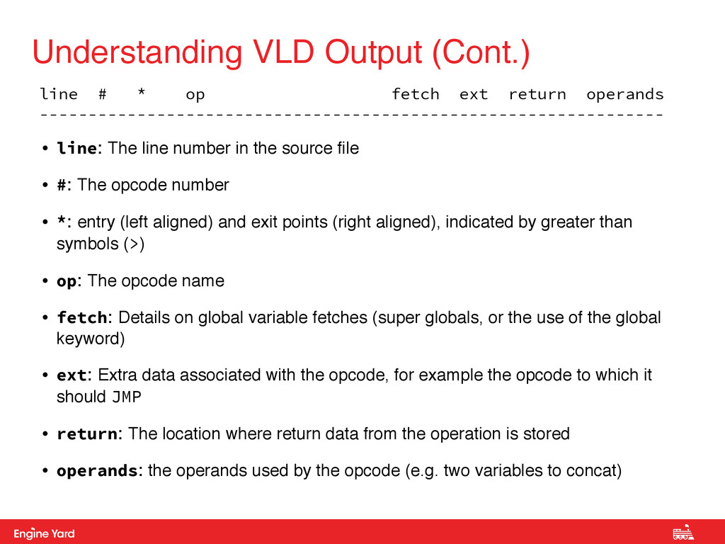 Proprietary and Confidential Understanding VLD ...