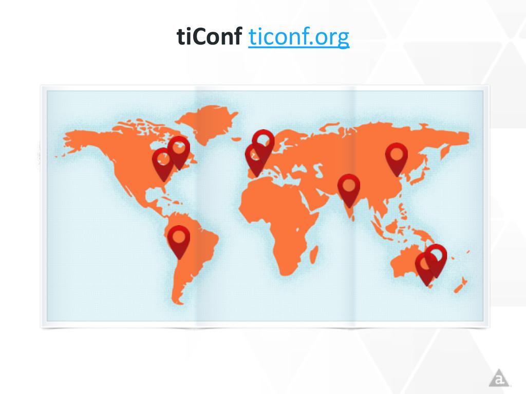tiConf ticonf.org