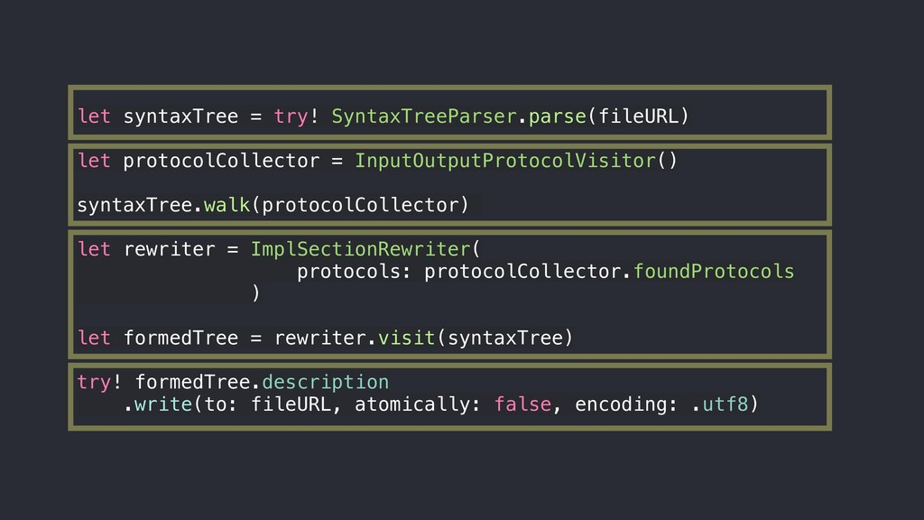 let syntaxTree = try! SyntaxTreeParser.parse(fi...