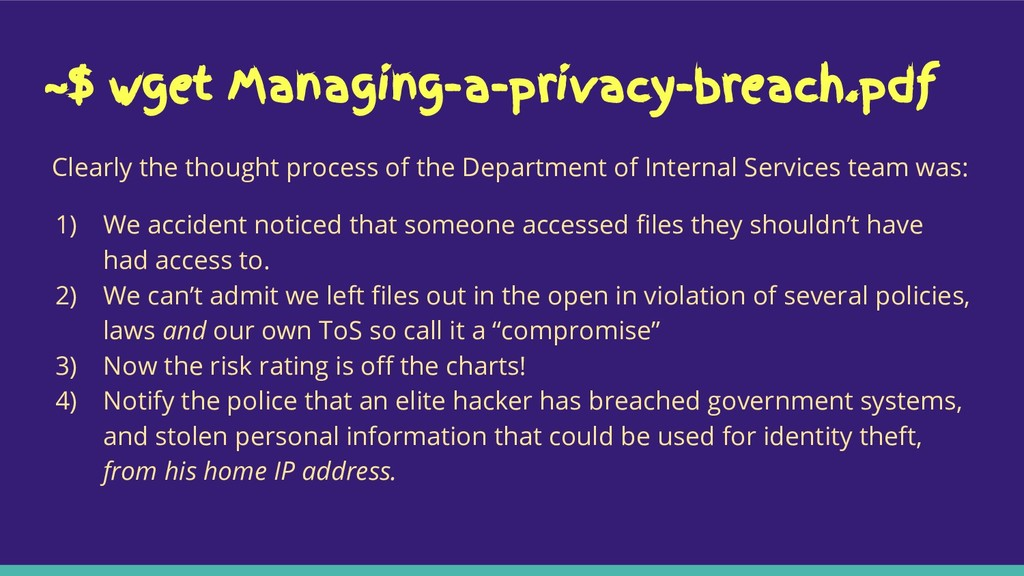 ~$ wget Managing-a-privacy-breach.pdf Clearly t...