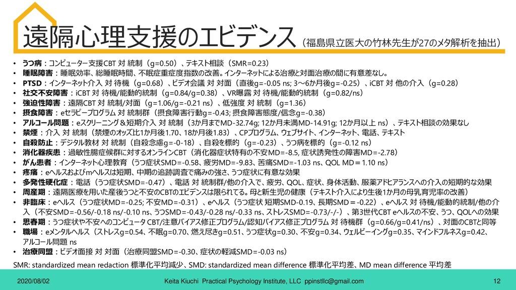 12 Keita Kiuchi Practical Psychology Institute,...
