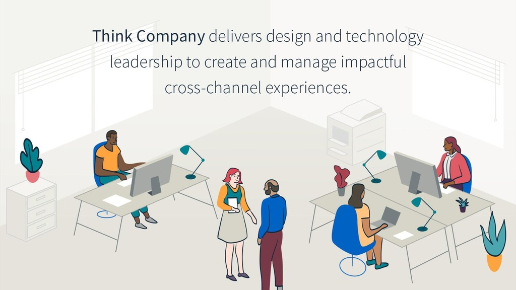 Think Company delivers design and technology le...
