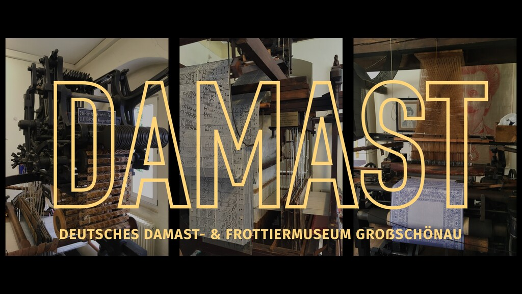 DAMAST DEUTSCHES DAMAST- & FROTTIERMUSEUM GROẞS...