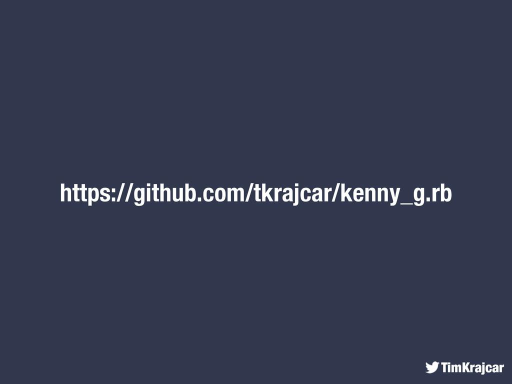 TimKrajcar https://github.com/tkrajcar/kenny_g....