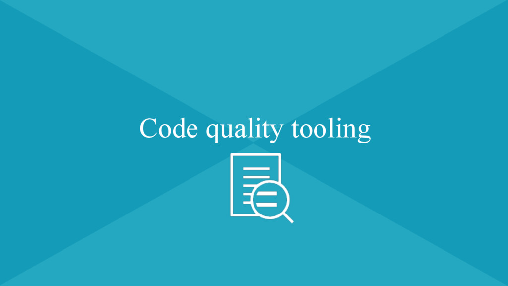 By OCTO & The Refiners Code quality tooling