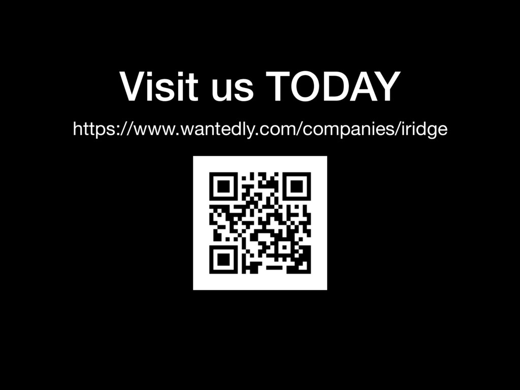 Visit us TODAY https://www.wantedly.com/compani...