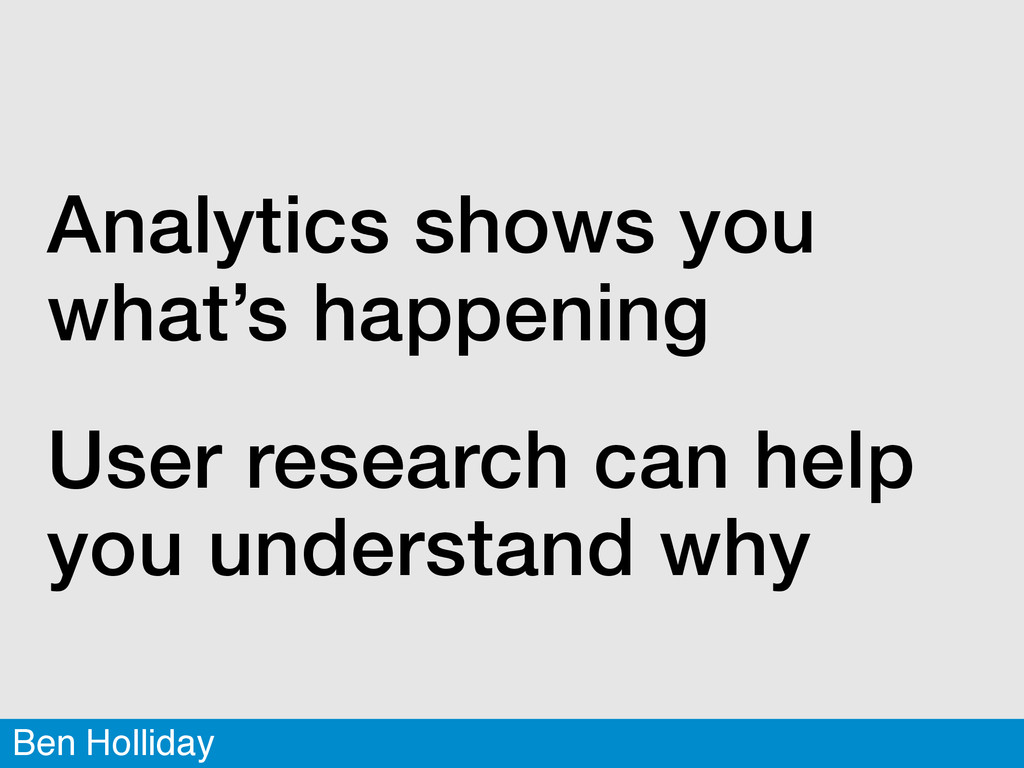 Ben Holliday Analytics shows you what's happeni...