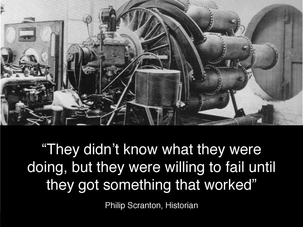 """Ben Holliday Philip Scranton, Historian """"They d..."""