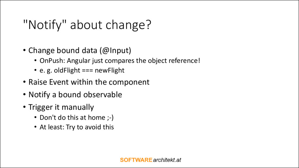 """Notify"" about change? • Change bound data (@In..."