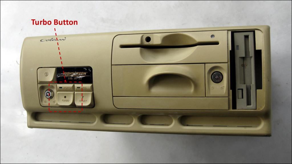 Turbo Button