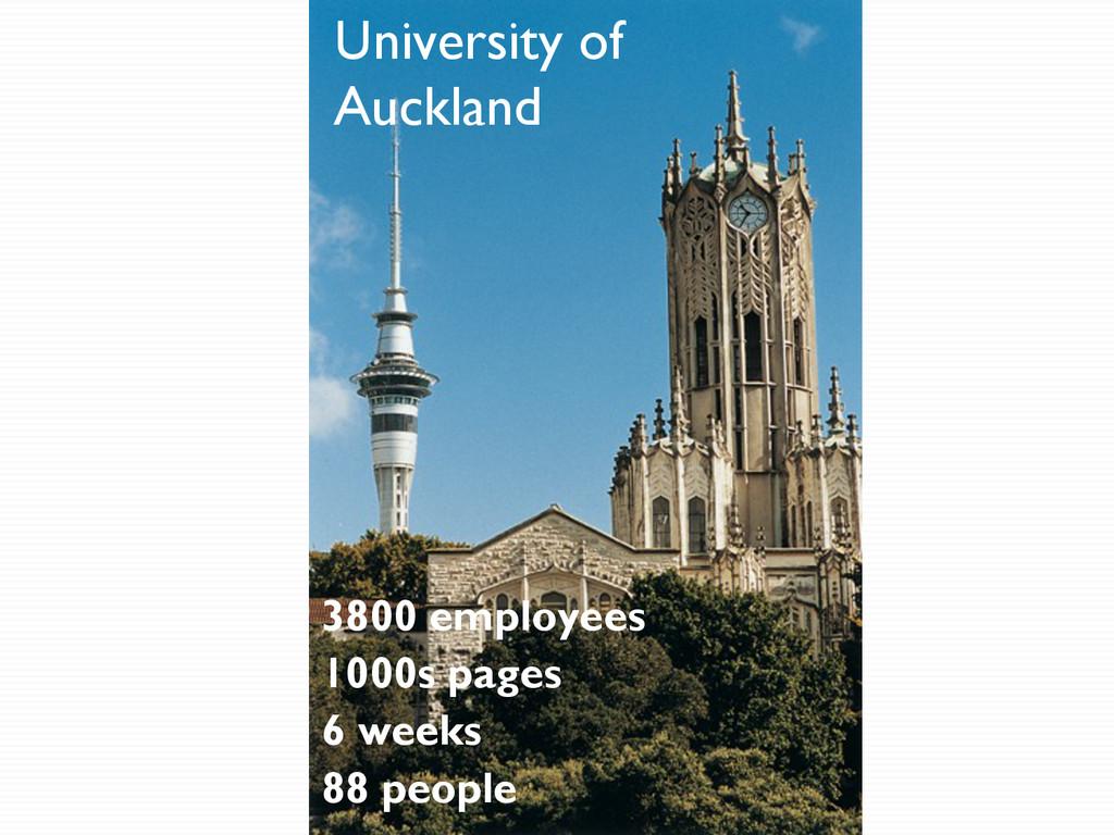 @ 2005 Userfaction Ltd University of Auckland 3...