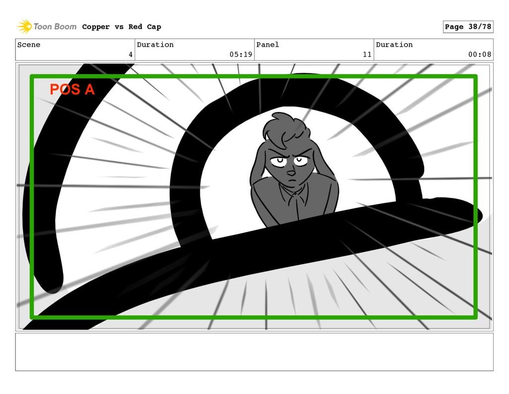 Scene 4 Duration 05:19 Panel 11 Duration 00:08 ...