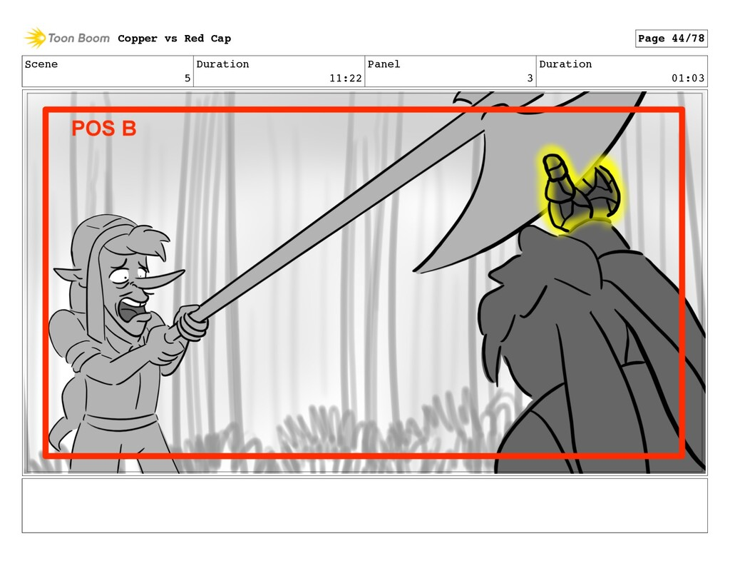 Scene 5 Duration 11:22 Panel 3 Duration 01:03 C...