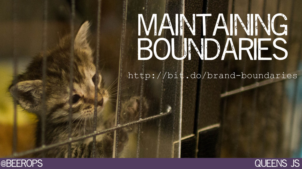 @beerops queens js maintaining boundaries http:...