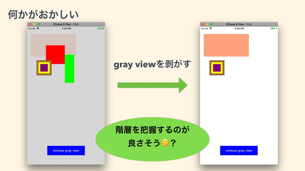 Կ͔͕͓͔͍͠ gray viewΛണ͕͢ ֊ΛѲ͢Δͷ͕ ྑͦ͞͏ʁ