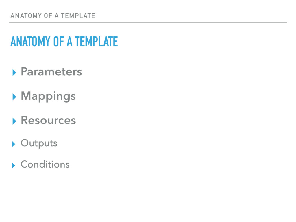 ANATOMY OF A TEMPLATE ANATOMY OF A TEMPLATE ▸ P...