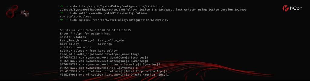 ➜ ~ sudo file /var/db/SystemPolicyConfiguration...