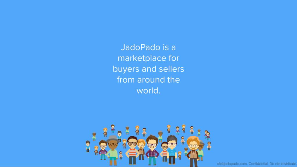 ok@jadopado.com. Confidential. Do not distribute...