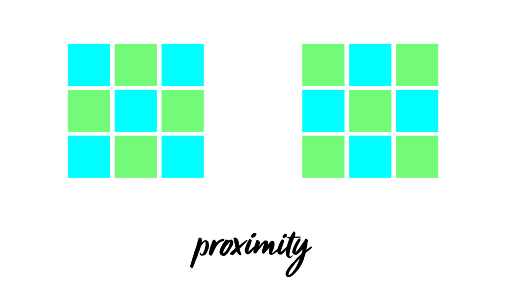 proxim#y
