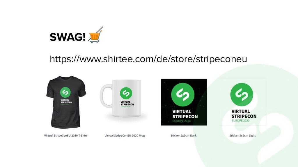 SWAG!  https://www.shirtee.com/de/store/stripec...