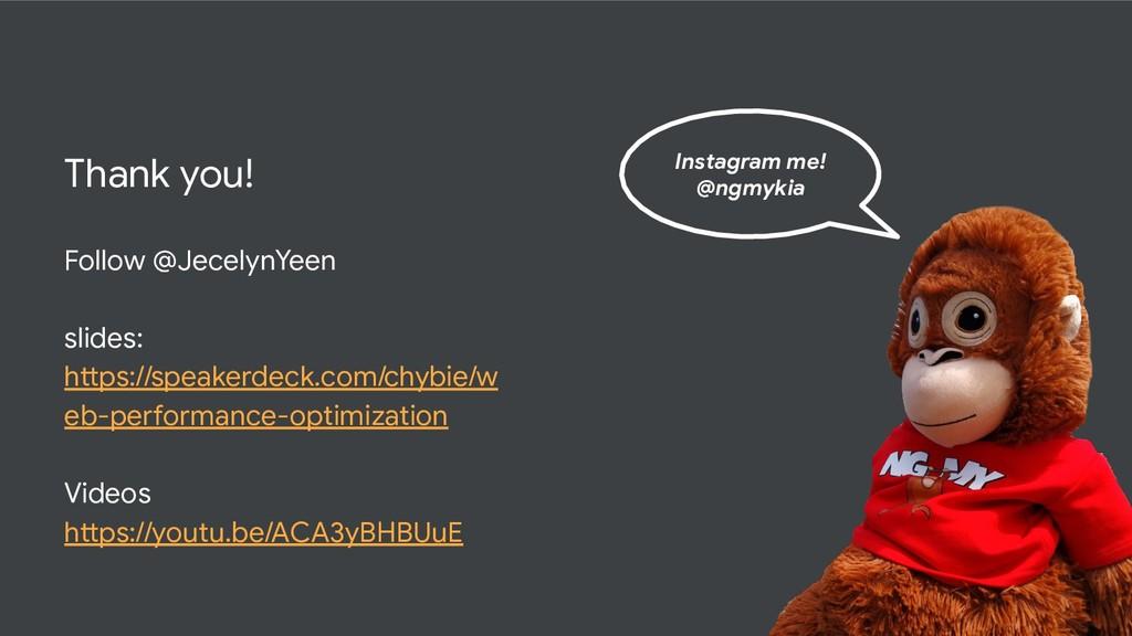 Thank you! Follow @JecelynYeen slides: https://...