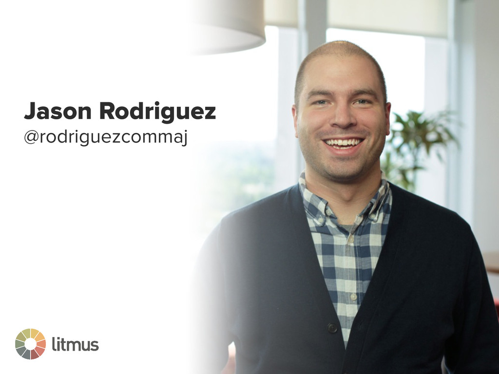 #digitalqasummit Jason Rodriguez @rodriguezcomm...