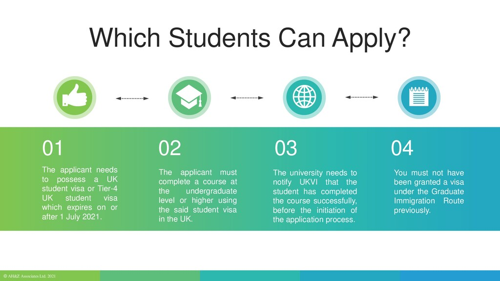 Which Students Can Apply? The applicant needs t...