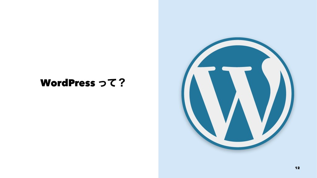 WordPress ͬͯʁ 12