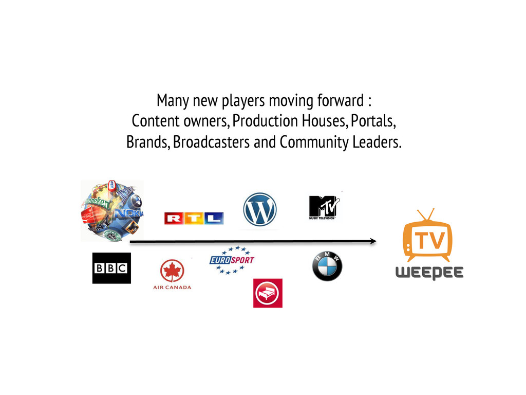 Many new players moving forward : Content owner...