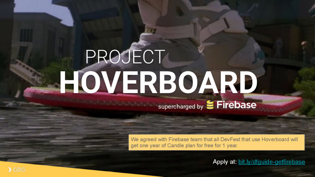 HOVERBOARD PROJECT supercharged by Apply at: bi...