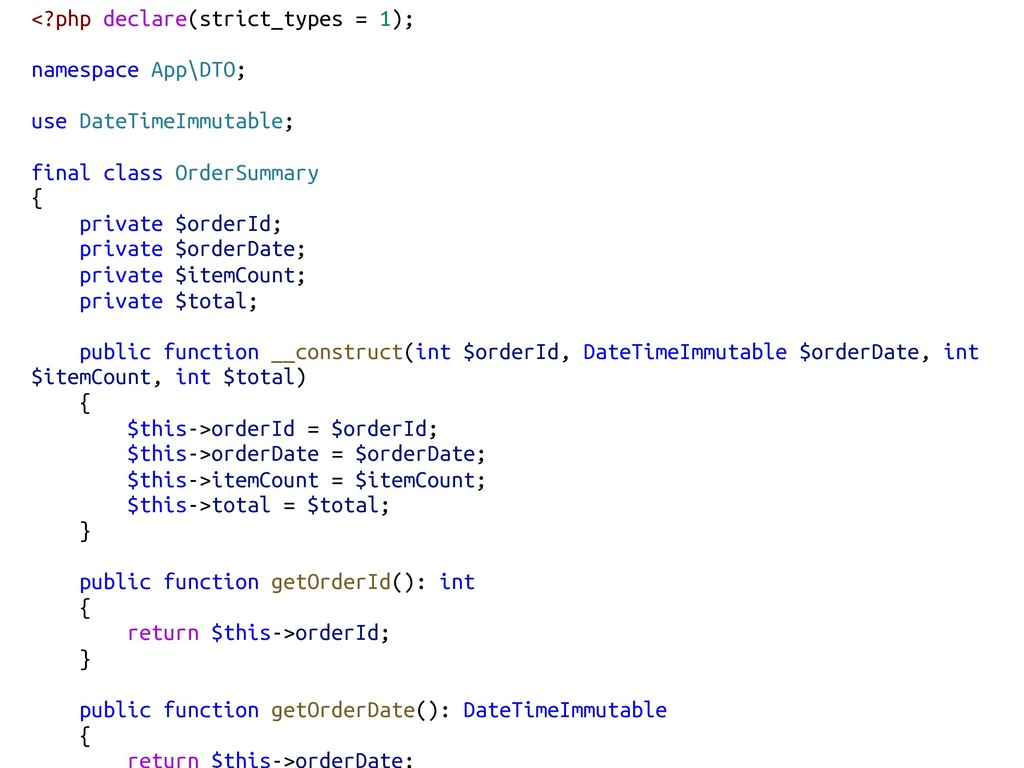 <?php declare(strict_types = 1); namespace App\...