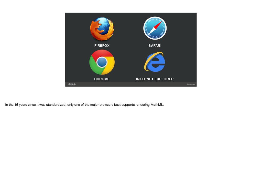 @gjtorikian FIREFOX SAFARI CHROME INTERNET EXPL...