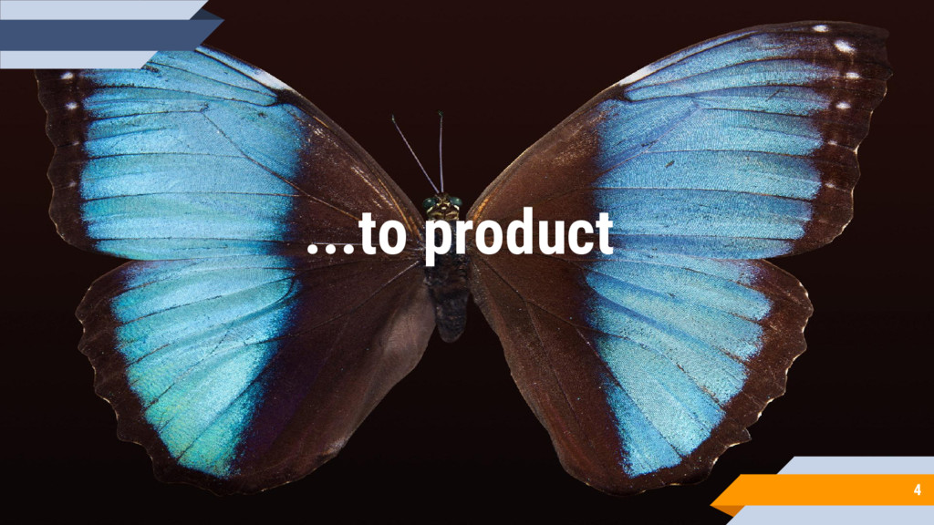 4 ...to product