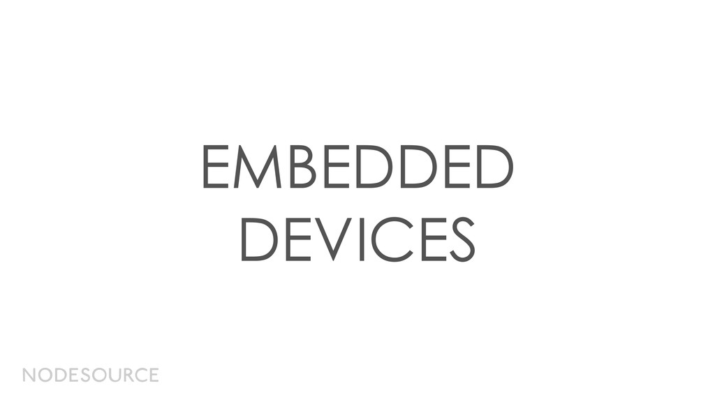 EMBEDDED DEVICES