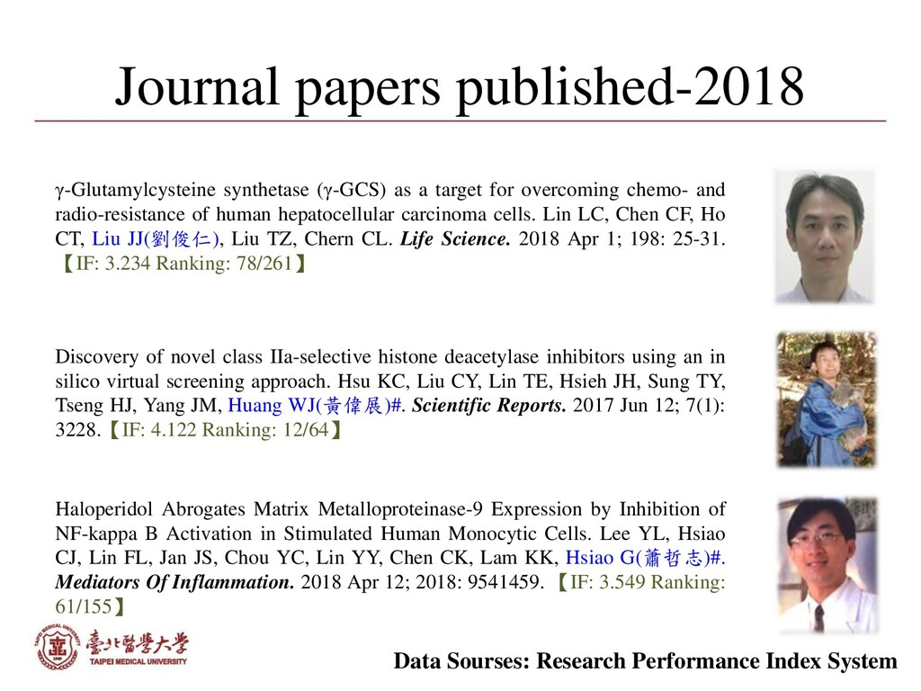 Journal papers published-2018 γ-Glutamylcystein...